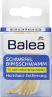 Hornhautentferner Schwefel Bims-Schwamm