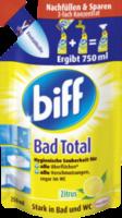 Nachfüllbeutel Bad Total Zitrus