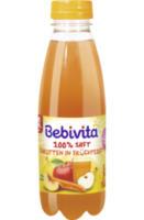 Saft 100% Karotten in Früchtesaft nach dem 4. Monat