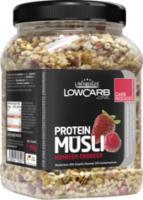 Protein Müsli Himbeer-Erdbeer