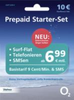 Prepaid SIM-Karte o2 Loop inklusive 10 Euro Startbonus