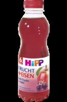 Saft Frucht + Eisen Rote Traube in Apfel ab 6. Monat