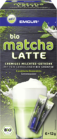 Matcha Latte Sticks 6 x 12g