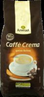 Café Crema ganze Bohne