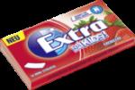 Kaugummi Extra Erdbeere