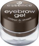 Augenbrauengel eyebrow gel colour & shape brown 01
