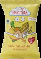 Snack Knusper-Enten Karotte, Kürbis, Mais & Reis ab 12. Monat