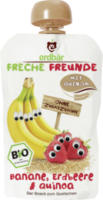 Quetschbeutel Banane, Erdbeere & Quinoa ab 1 Jahr