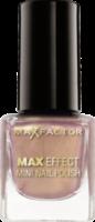 Nagellack Max Effect Mini Nail Polish Sunny Pink 5