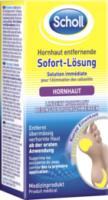 Hornhautentferner Sofort-Lösung