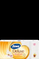 Toilettenpapier Deluxe Mandelmilch 4-lg, 8x135 Bl