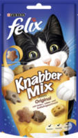 Snack für Katzen, KnabberMix Original