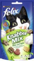 Snack für Katzen, KnabberMix Wild auf Wild