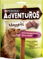 Snack für Hunde, Nuggets mit Wildschwein