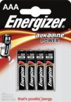 Batterien Power Micro AAA Alkali-Mangan