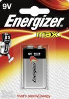 Batterie Max 9Volt Alkali-Mangan