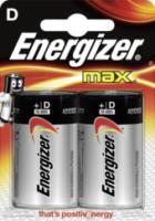 Batterien Max Mono D Alkali-Mangan