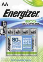 Batterien Eco Advanced Mignon AA Alkali-Mangan