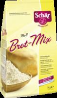 Brot-Mix - Mix B Glutenfreie Backmischung