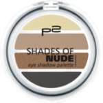 Lidschatten shades of nude eye shadow palette natural nude 050