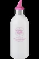 Duschgel-Shaker mit rosa Spender