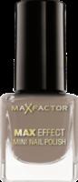 Nagellack Max Effect Mini Nail Polish Soft Toffee 21