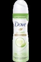 Deo Spray Deodorant Compressed Go Fresh Grüner Tee- & Gurke