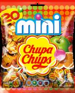 Chupa Chups Mini 120g, 20 Stück
