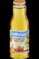 Saft 100 % Bio-Saft Milder Apfel nach dem 4. Monat