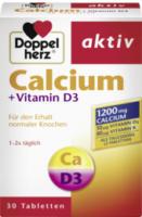 Calcium + Vitamin D3 Tabletten