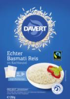 Fair Trade Basmati-Reis im Kochbeutel