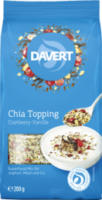 Chia Topping Cranberry-Vanille