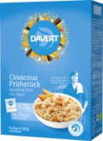 Couscous Frühstück Aprikose-Zimt
