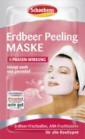 Maske Erdbeer Peeling 2x6ml