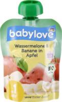 Quetschbeutel Wassermelone & Banane in Apfel ab 1 Jahr