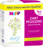 Feuchttücher Vorteilspack Zart Pflegend, 4x56 Stück