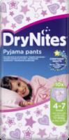 Pyjamahöschen Mädchen 4-7 Jahre