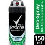 Deo Spray Deodorant Men Active Fresh