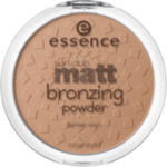 Bronzer sun club matt bronzing powder suntanned 020