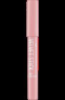 Lippenstift velvet stick matt lip colour nude hero 01