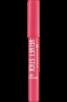 Lippenstift velvet stick matt lip colour mega melon 03