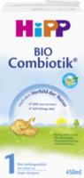 Anfangsmilch 1 Bio Combiotik trinkfertig von Geburt an