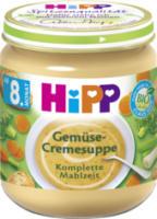 Suppe Gemüse-Cremesuppe ab 8. Monat