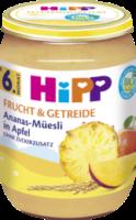 Frucht & Getreide Ananas-Müsli in Apfel ab 6. Monat