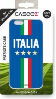 "Caseez EM Case Italien ""ITALIA"" für iPhone 6/ 6S Blau TPU-Kunststoff NEU OVP"