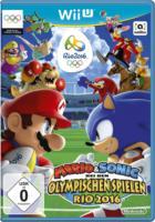 Wii U Mario und Sonic Wii U Spiel