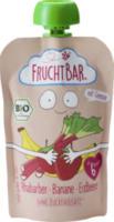 Quetschbeutel Rhabarber, Banane, Erdbeere ab 6.Monat
