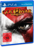 PS4 God of War 3 (Remastered)