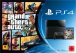 PS4 Konsole (500GB) inkl. GTA 5 schwarz