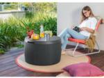 Keter 3in1 Aufbewahrungsbox Circa Box mit Tisch & Sitzfunktion